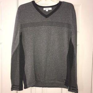 EUC Calvin Klein Long Sleeve Pull over  Size S.